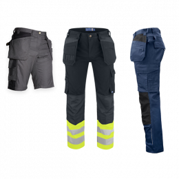 Tool Pouch Work Pants & Shorts